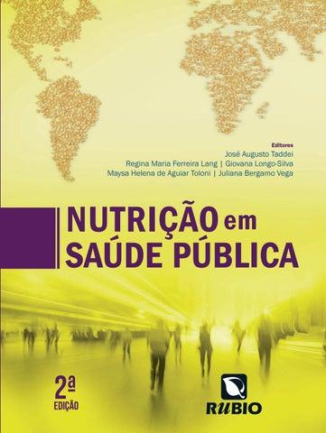 Nutrição em Saúde Pública dd808872356