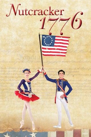 264fdc550 Nutcracker1776 • 2015 Program by The Rock School for Dance Education ...