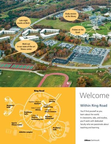 Umass Dartmouth Campus Map. Image Result For Utk Dining With Umass ...