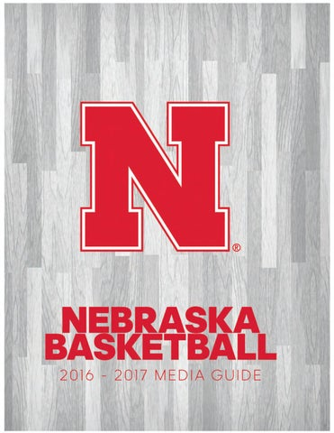 2016-17 Nebraska Basketball Media Guide by Shamus McKnight - issuu 5a5b66bb6490