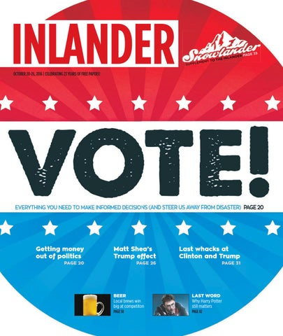 Inlander 10202016 by the inlander issuu page 1 fandeluxe Images