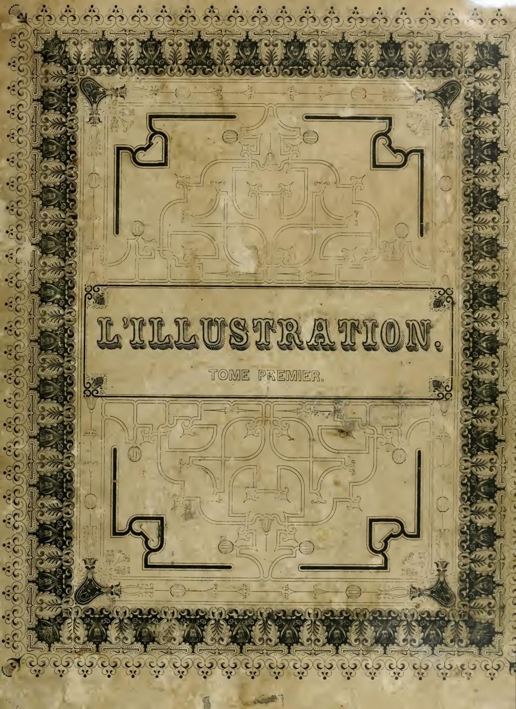 L'llustration - 1843 - Mars - Août by Président AALEME - issuu