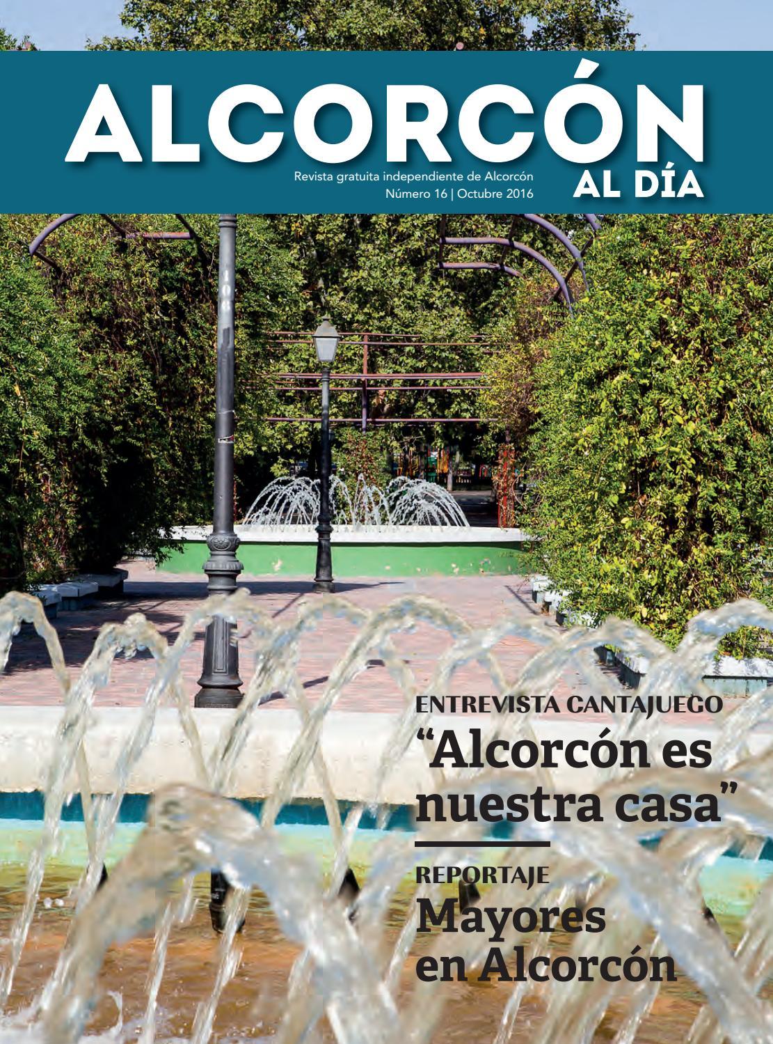Alcorc n al d a octubre 2016 by alcorc n al d a issuu - Apartamentos en alcorcon ...