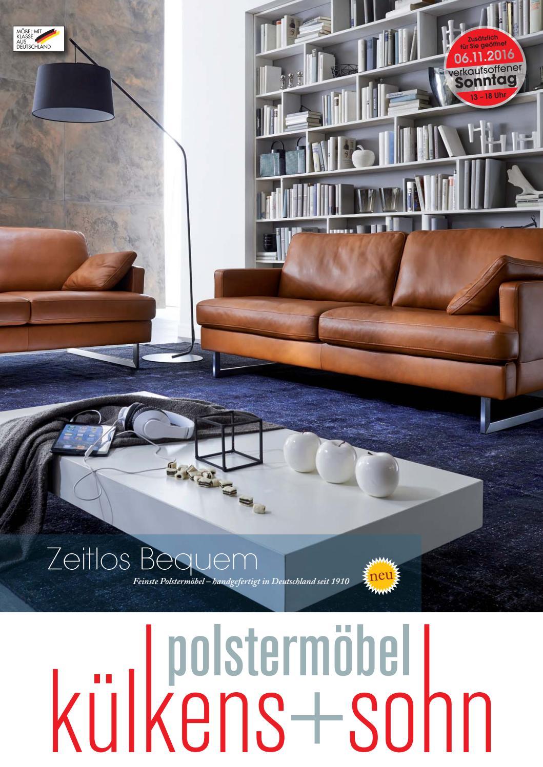 Kuelkens Hochwertpolster Prospekt 1016 by Perspektive Werbeagentur ...