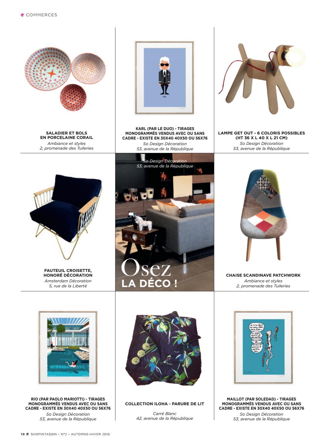 ambiance et style tassin. Black Bedroom Furniture Sets. Home Design Ideas