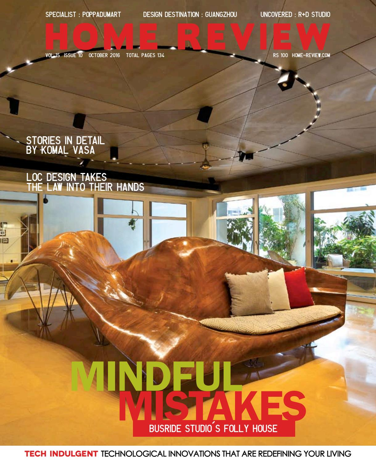 home review october 2016 by home review issuu