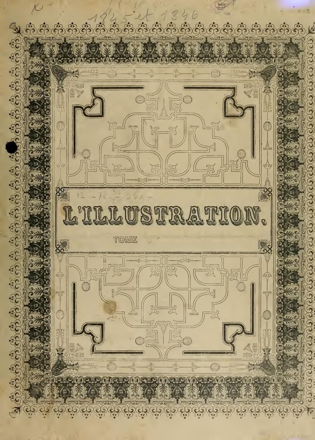 7bca09ed2b09 L Illustration - 1846 - Janvier - Février - 1845 - Septembre - Décembre by  Président AALEME - issuu