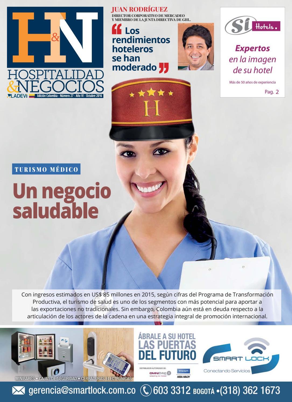 Hospitalidad y Negocios Colombia Nº 27 by La Agencia de Viajes - issuu