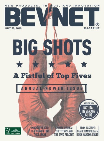 BevNET Magazine July/August 2016