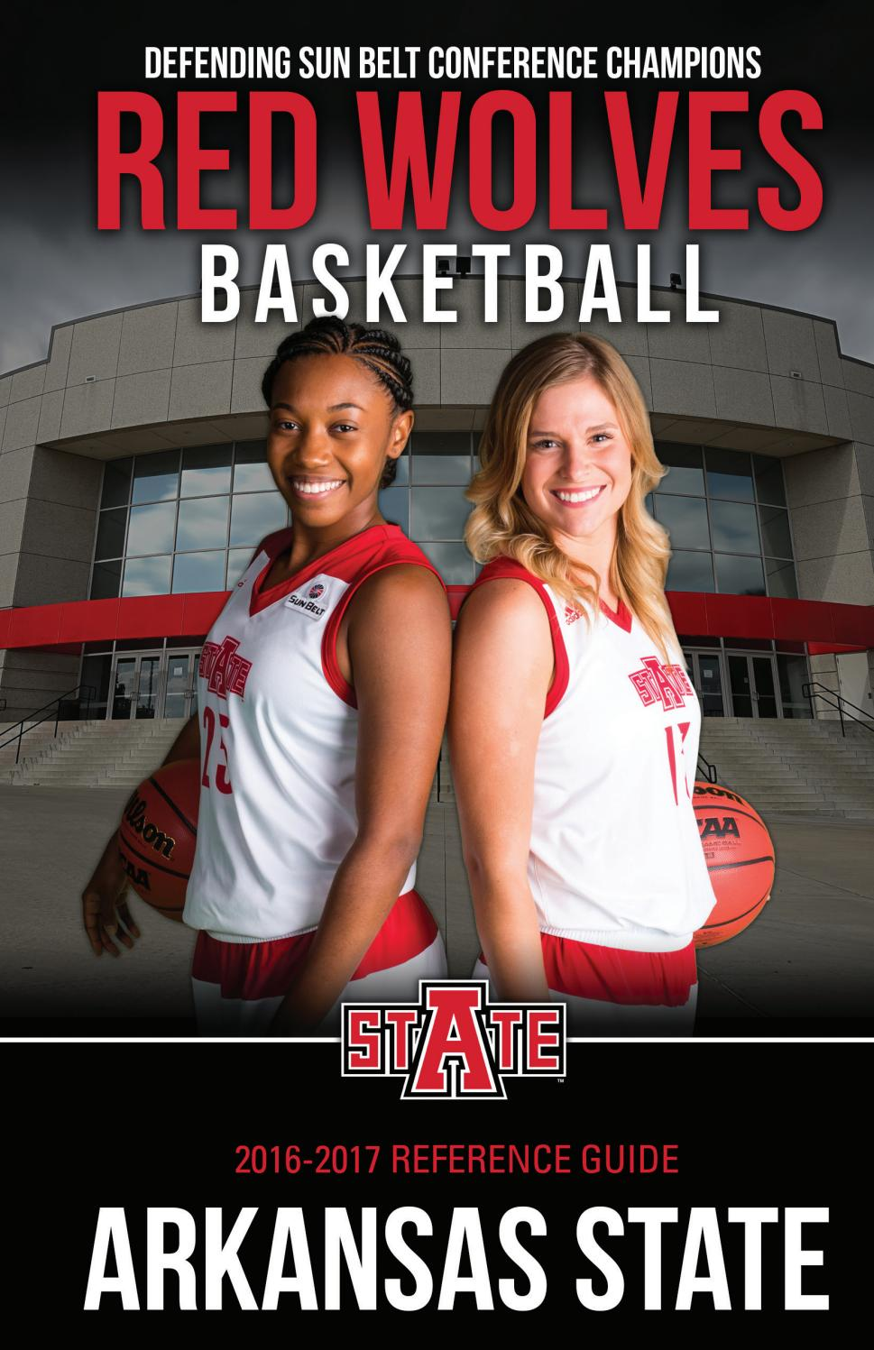 2016 17 Womens Basketball Reference Guide By Arkansas State Starter Wire Diagram 2010 Seagrave Fire Apparatus Athletics Issuu