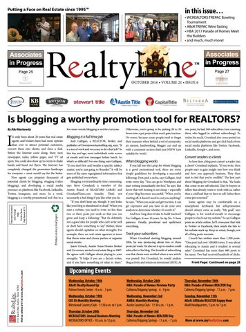 Realty Line October 2016 Issue by RealtyLine - issuu
