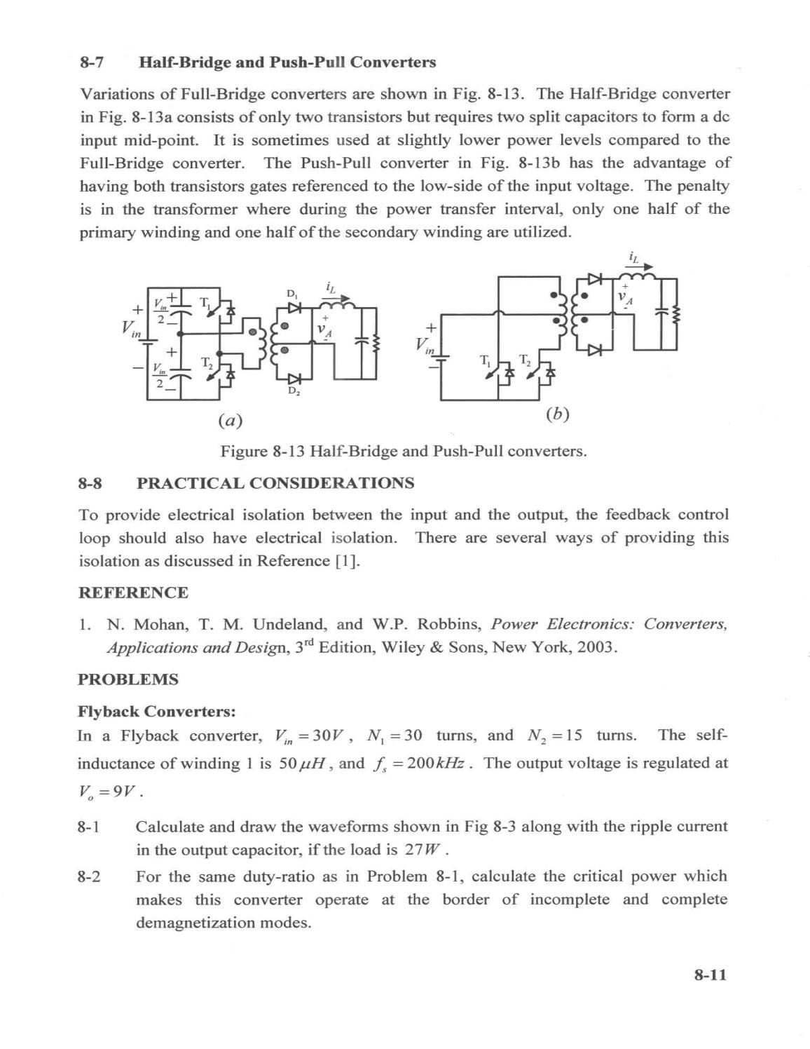 First Course on Power Electronics and Drives - Ned Mohan (2003) by