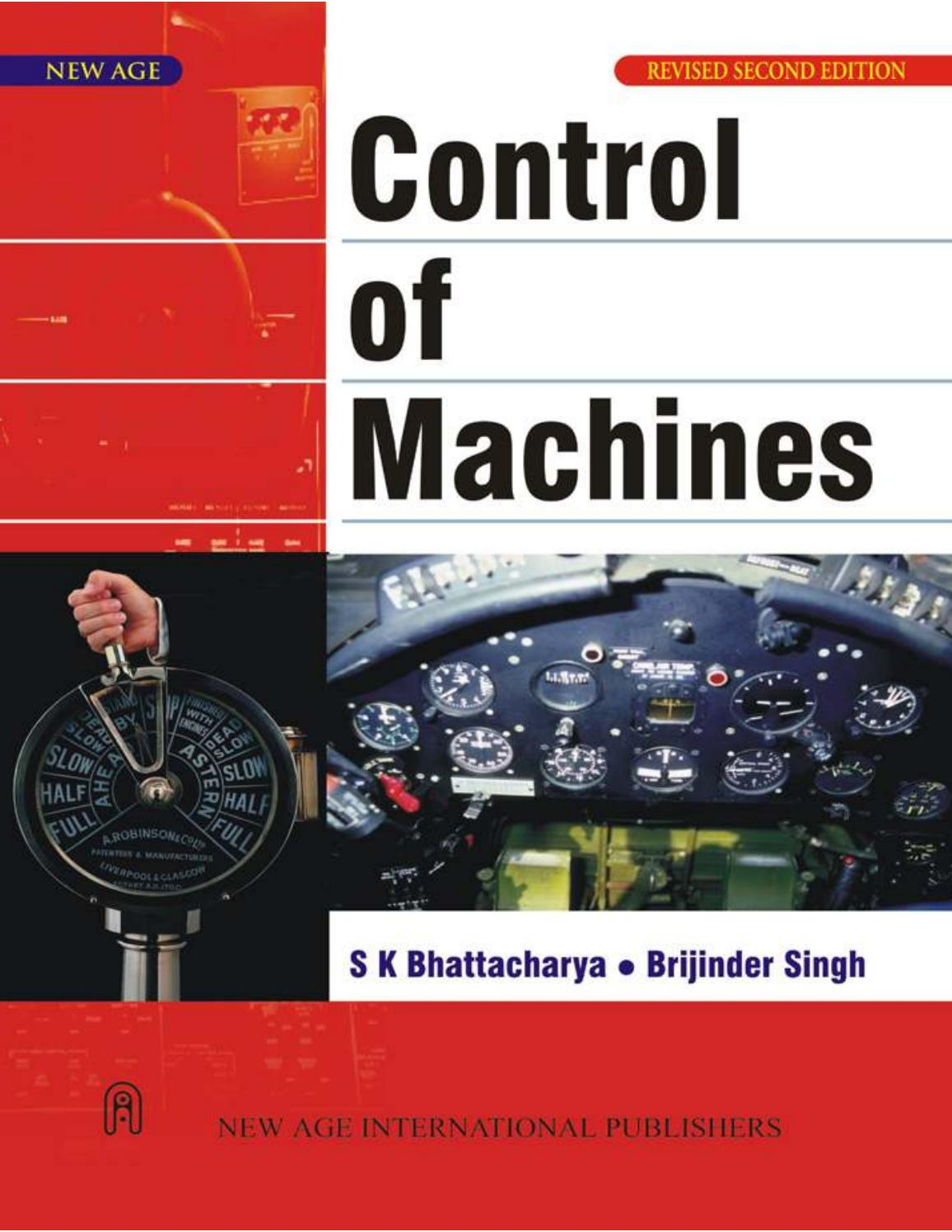 Control Of Machines S K Bhattacharya Brijinder Singh By Blog 10 Copper Clad Laminate Circuit Boards Fr2 Pcb Single Side 12cmx18cm Da Engenharia De Produo Issuu