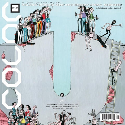super popular b4b9c f86b2 Volume 10, Number 1 by Color Magazine - issuu