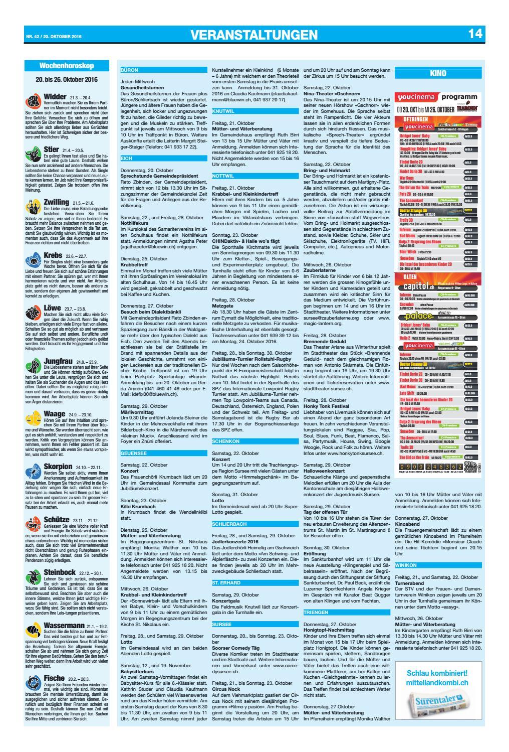 Surentaler 42/16 by ZT Medien AG - issuu