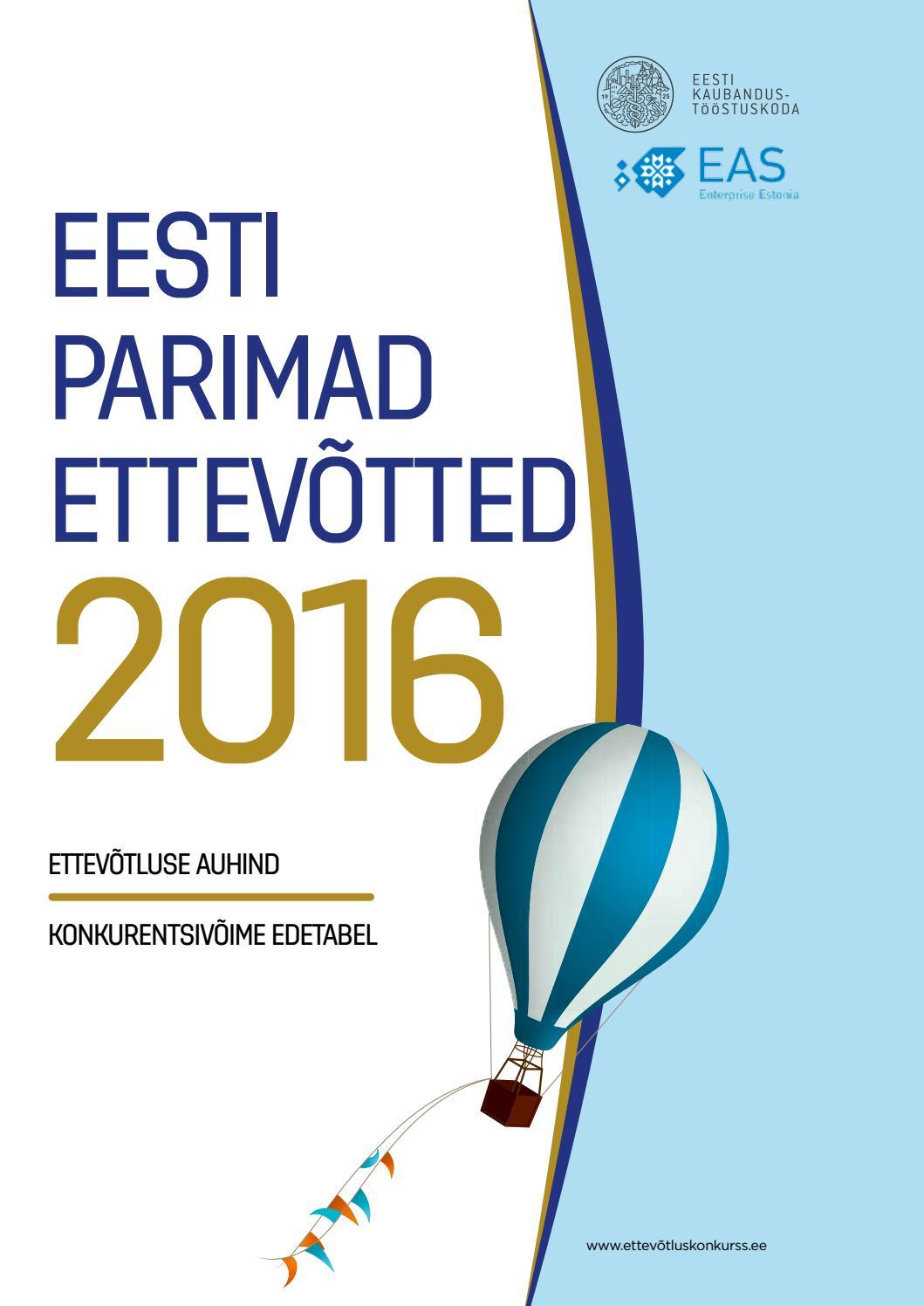 8326f7712cf Eesti parimad ettevõtted by Eesti Päevalehe AS - issuu