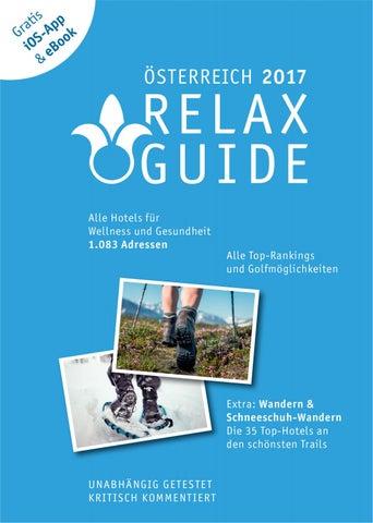 Relax Guide österreich 2017 By Werner Medien Gmbh Issuu