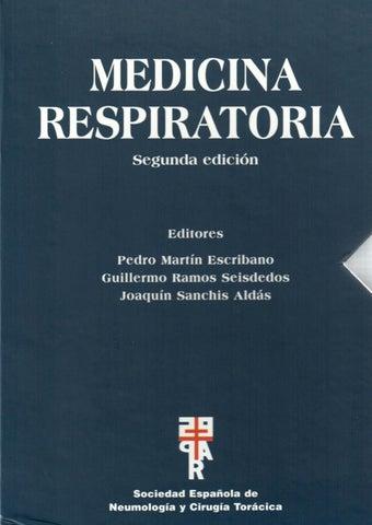 Manual de medicina respiratoria. Parte 1 by SEPAR - issuu