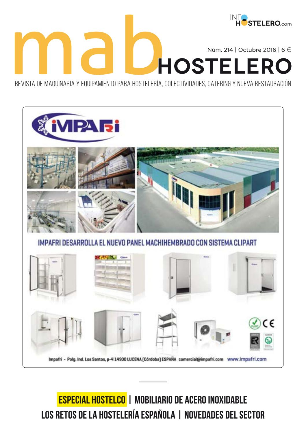 MAB Hostelero - 214 by Peldaño - issuu