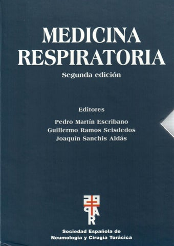 Manual De Medicina Respiratoria Parte 2 By Separ Issuu