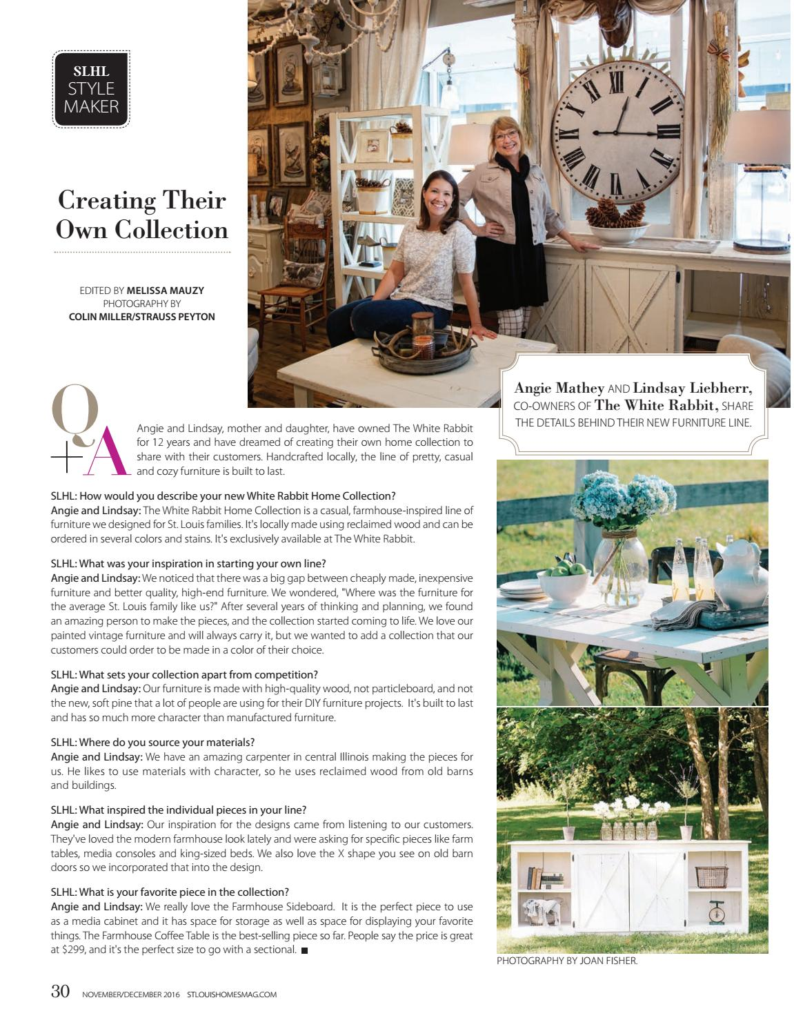 November/December 2016 by St  Louis Homes & Lifestyles - issuu