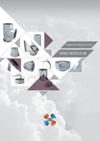 "Cover of ""Tarifa Modular"""