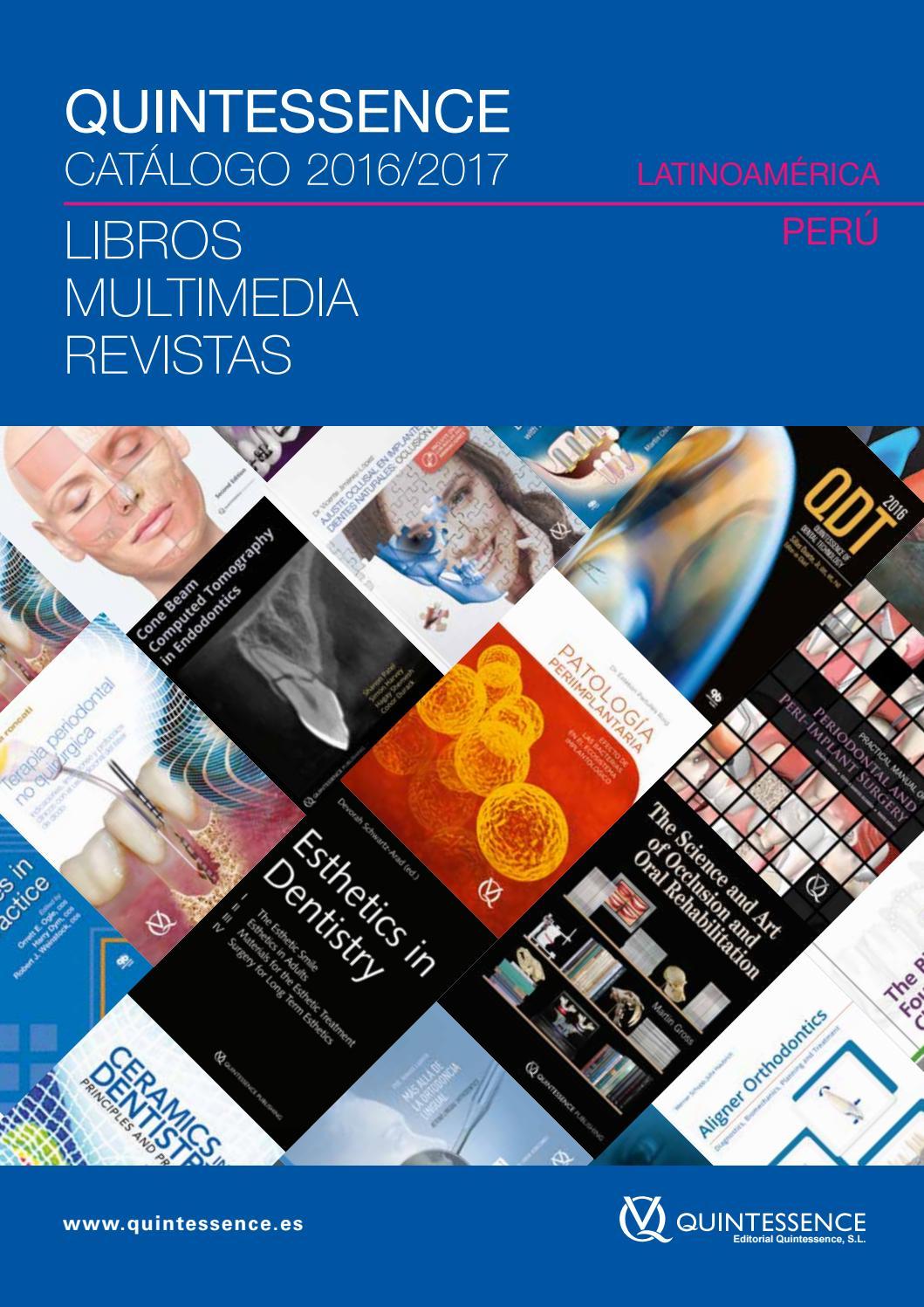 Catalogo Quintessence2016 Perú by Quintessence Perú - issuu