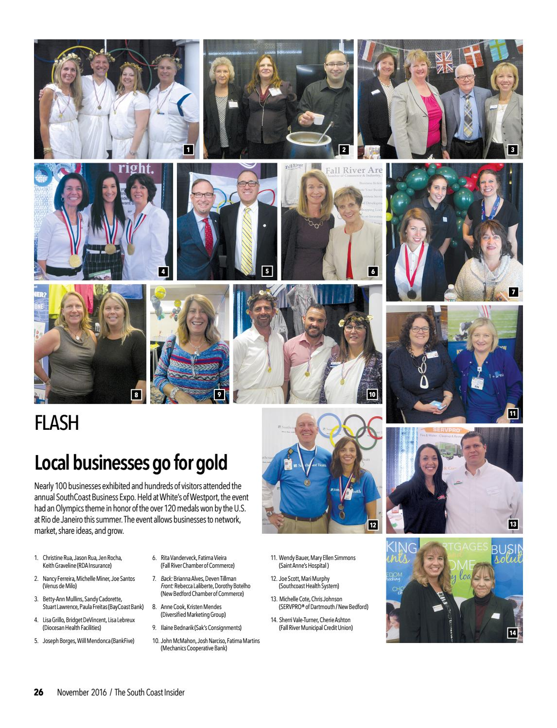 The South Coast Insider - November 9 by Coastal Communications