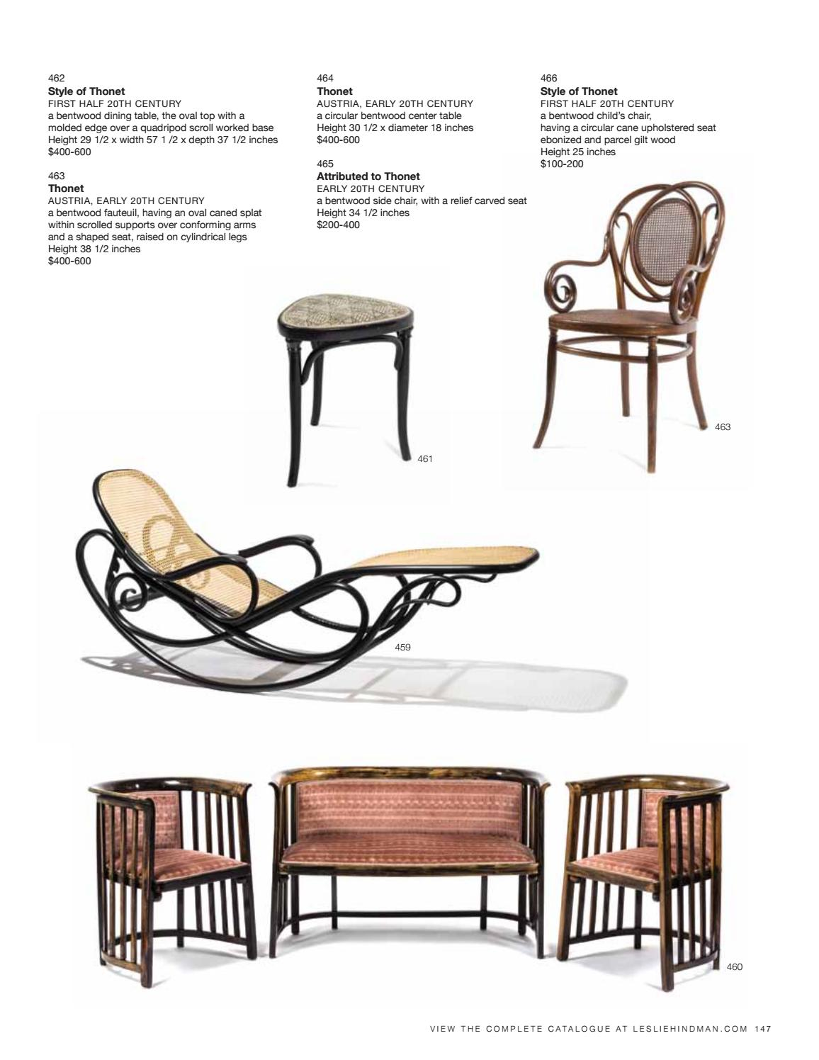 Modern Design Fauteuil.Sale 467 Modern Design By Hindman Issuu