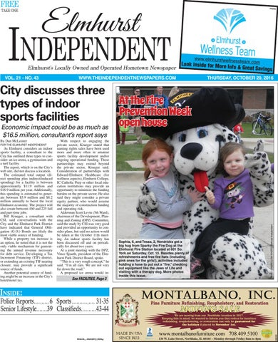 Ei 10 20 16 By Southern Lakes Newspapers Rock Valley Publishing