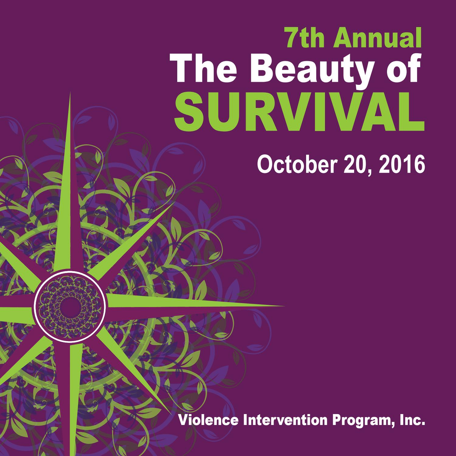 Tatiana perez hsbc bank - Commemorative Journal 7th Annual The Beauty Of Survival By Violence Intervention Program Inc Issuu