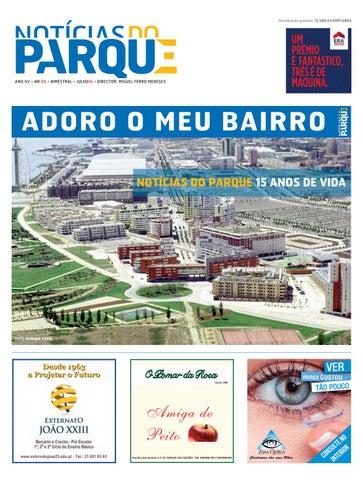 3b61e56f2b0 Edição 90 by Notícias do Parque - issuu