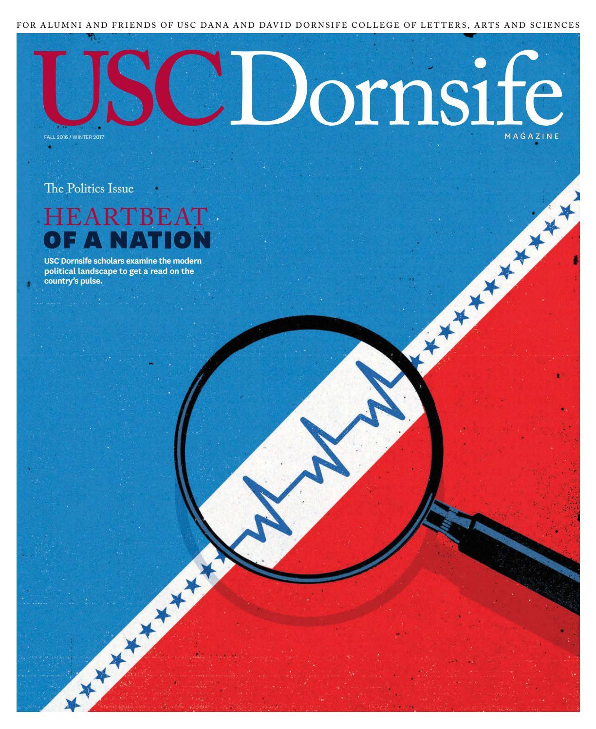 USC Dornsife Magazine Fall 2016-Winter 2017 by USC Dornsife