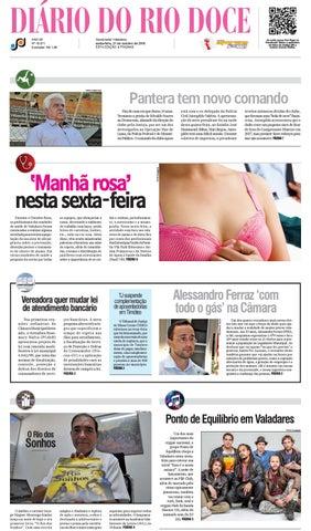 67a6ddfdf0b Diário do Rio Doce - Edição de 21 05 2016 by Diário do Rio Doce - issuu