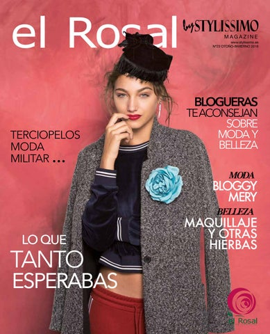 2016 Stylissimo Magazine El Rosal Winter Issuu Autumn Sty23 By ESqx4YwZ