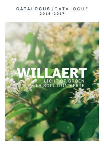 Willaert Catalogus 2016 2017 By Willaert Issuu