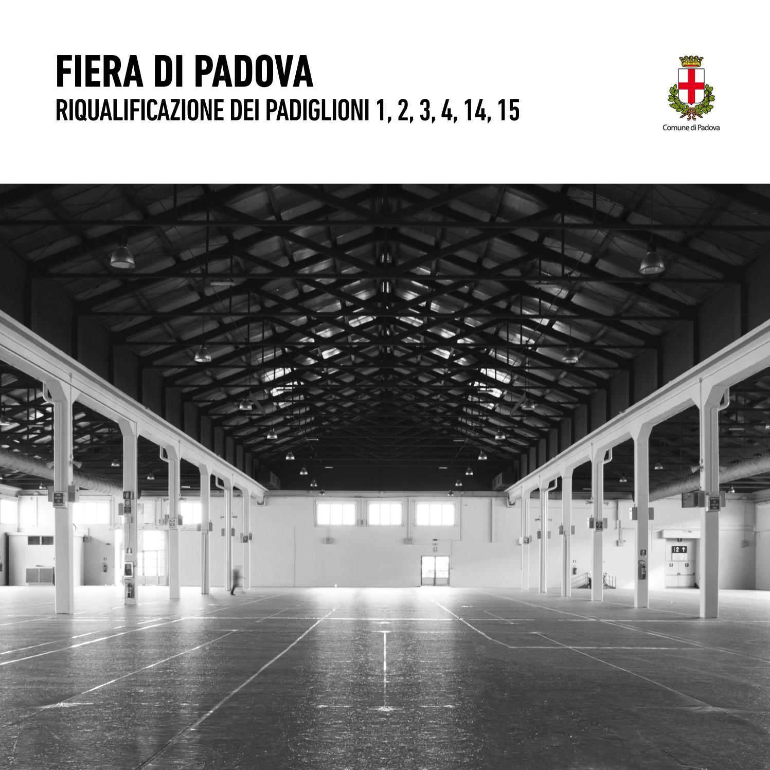 Fiera di padova by sinergo spa issuu for Fiera arredamento padova