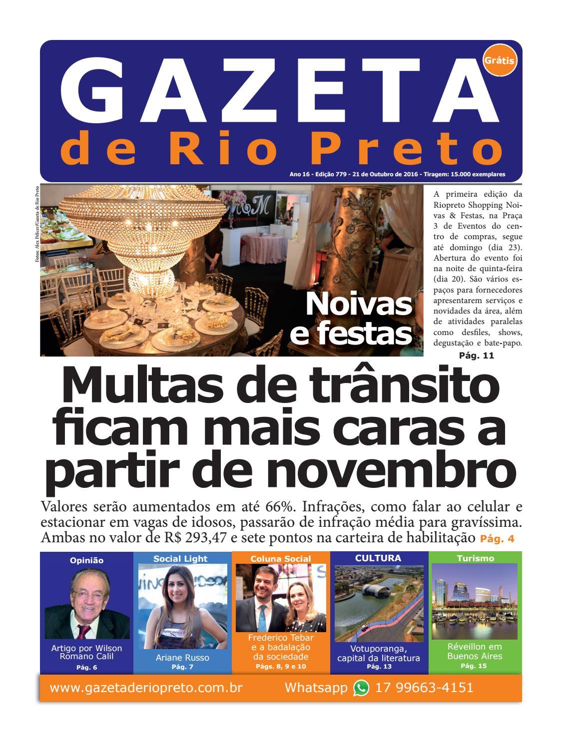Gazeta de Rio Preto by Social Light - issuu 7bd84cb35ec