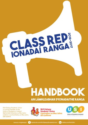 nuig dissertation handbook 2014