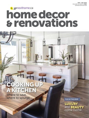 Delightful Edmonton Home Decor U0026 Renovations   Nov/Dec 2016