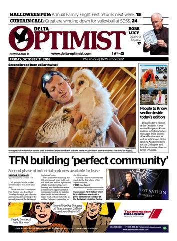 Delta Optimist October 21 2016 By
