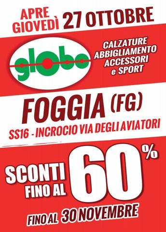 Volantino Apertura Foggia by Globo - issuu