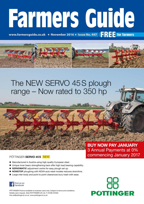November 2016 By Farmers Guide Issuu John Deere 4040 Ignition Wiring Diagram