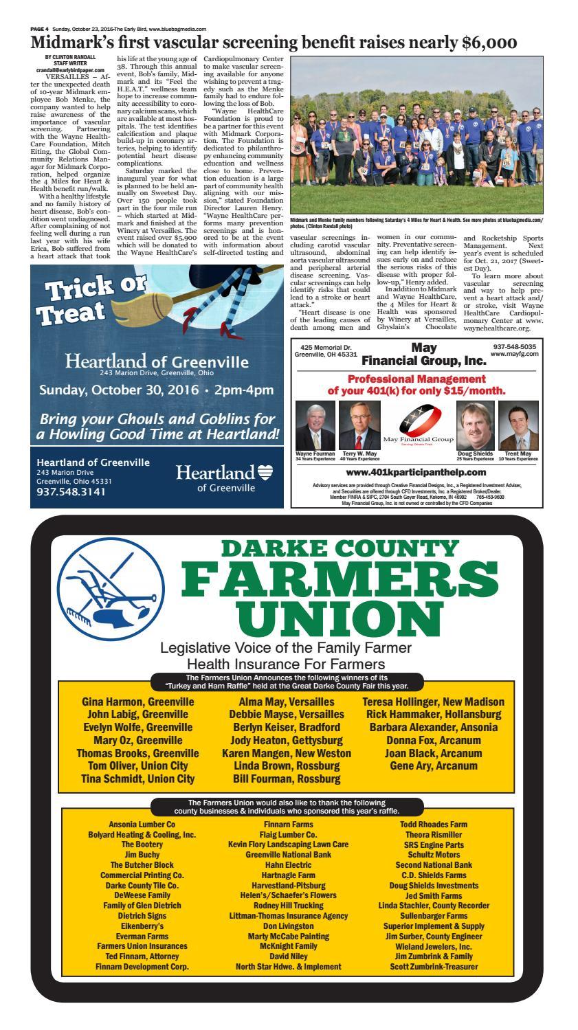 Ohio darke county north star - Ohio Darke County North Star 55