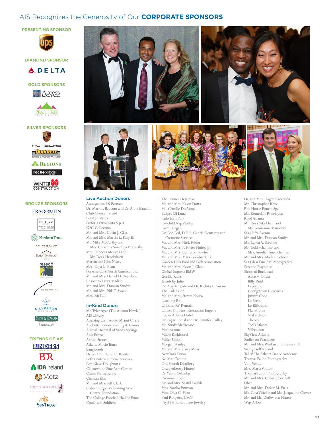 2015 2016 Annual Report by Atlanta International School - issuu