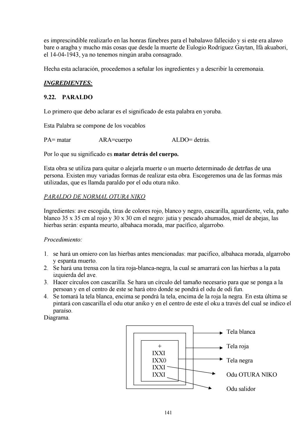 invicto x mejor baratas liberar información sobre El gran libro de ifa 1 by Jurandyr Joaquim Dias Filho - issuu