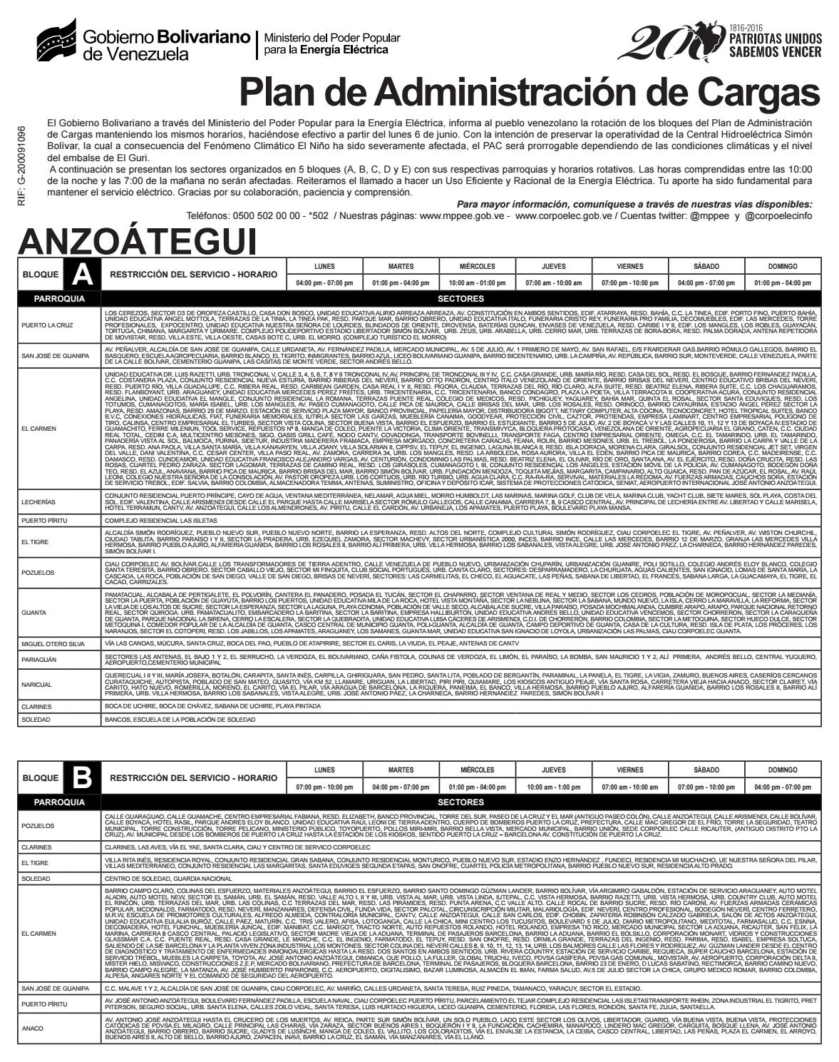 Muebles Lalin Naguanagua - Plan De Administraci C3 B3n De Carga Vigente Desde El 6 De Junio [mjhdah]https://i.ytimg.com/vi/qqQweHCPhKA/maxresdefault.jpg