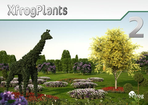 Xfrog agriculture