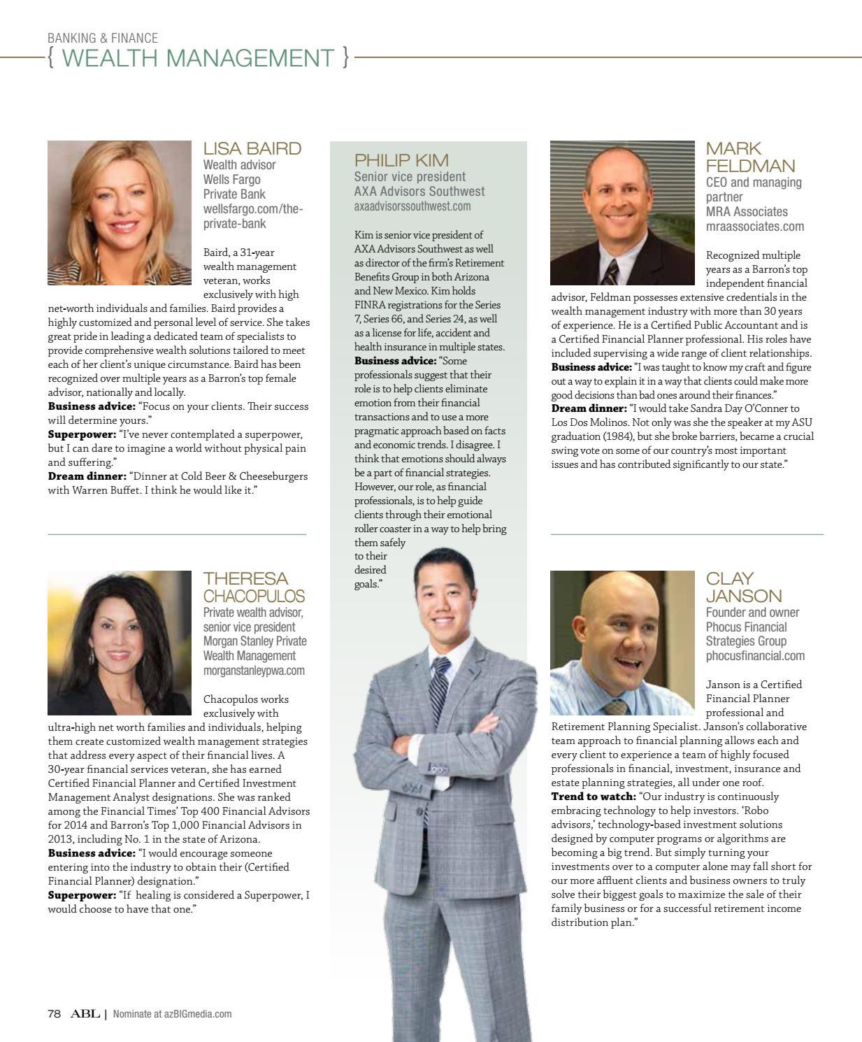AzBusiness Leaders 2017 by AZ Big Media - issuu