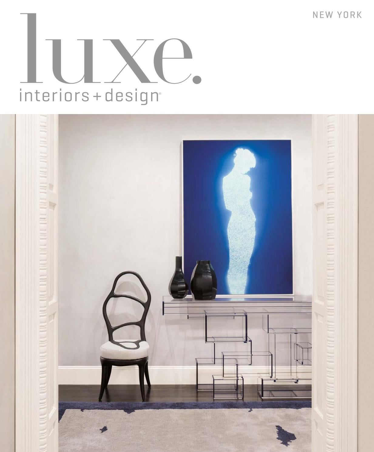 luxe magazine november 2016 new york by sandow issuu